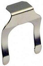 Kẹp thép cho khóa cốp với ốc lục giác