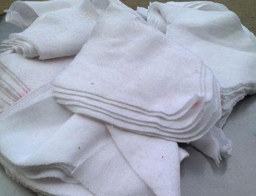 Vải trắng