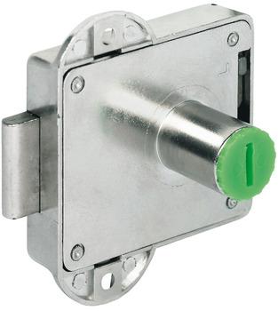 Khóa then cài, Tâm lỗ khóa đến mép cửa 40mm