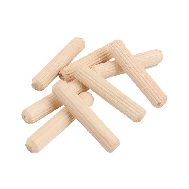 Chốt gỗ cao su 10x60mm