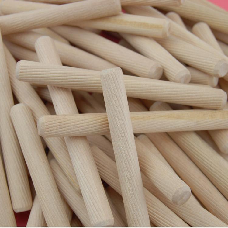 Chốt gỗ cao su 14x75mm