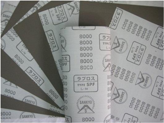 Nhám tờ SANKYO 9x11x8000