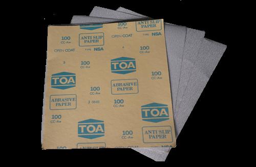 Nhám tờ TOA 9x11x100