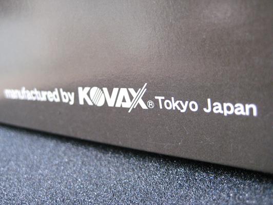 Nhám tờ KOVAX 9x11x120
