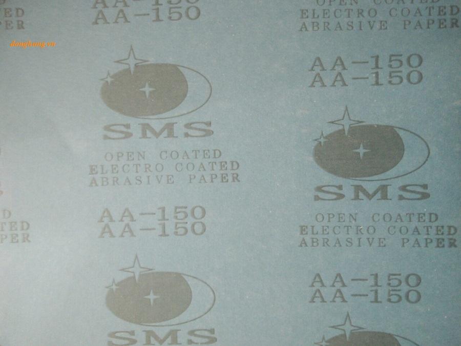 Nhám tờ SMS 9x11x150