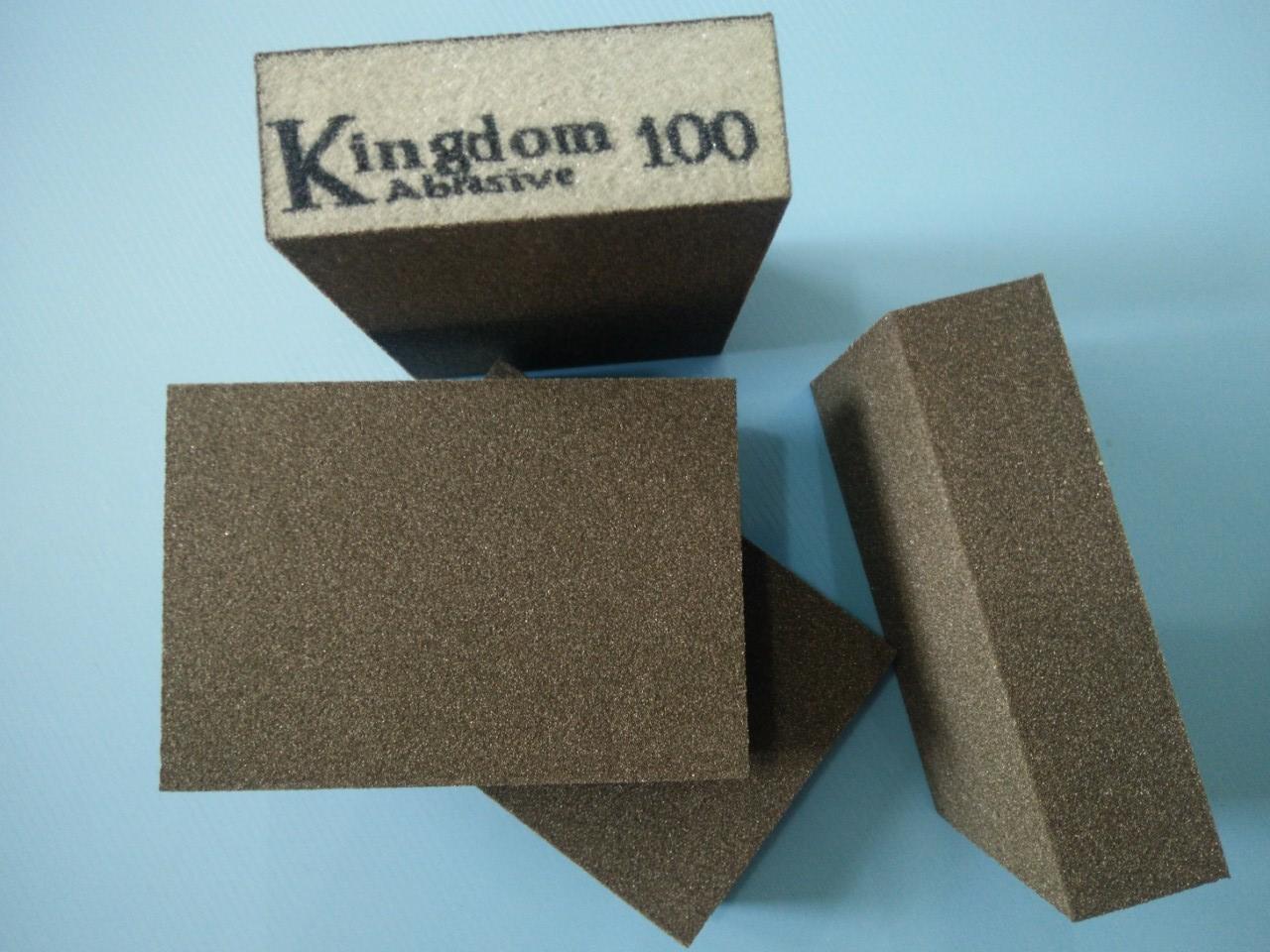 Nhám xếp 100x70x26 chữ KINGDOM