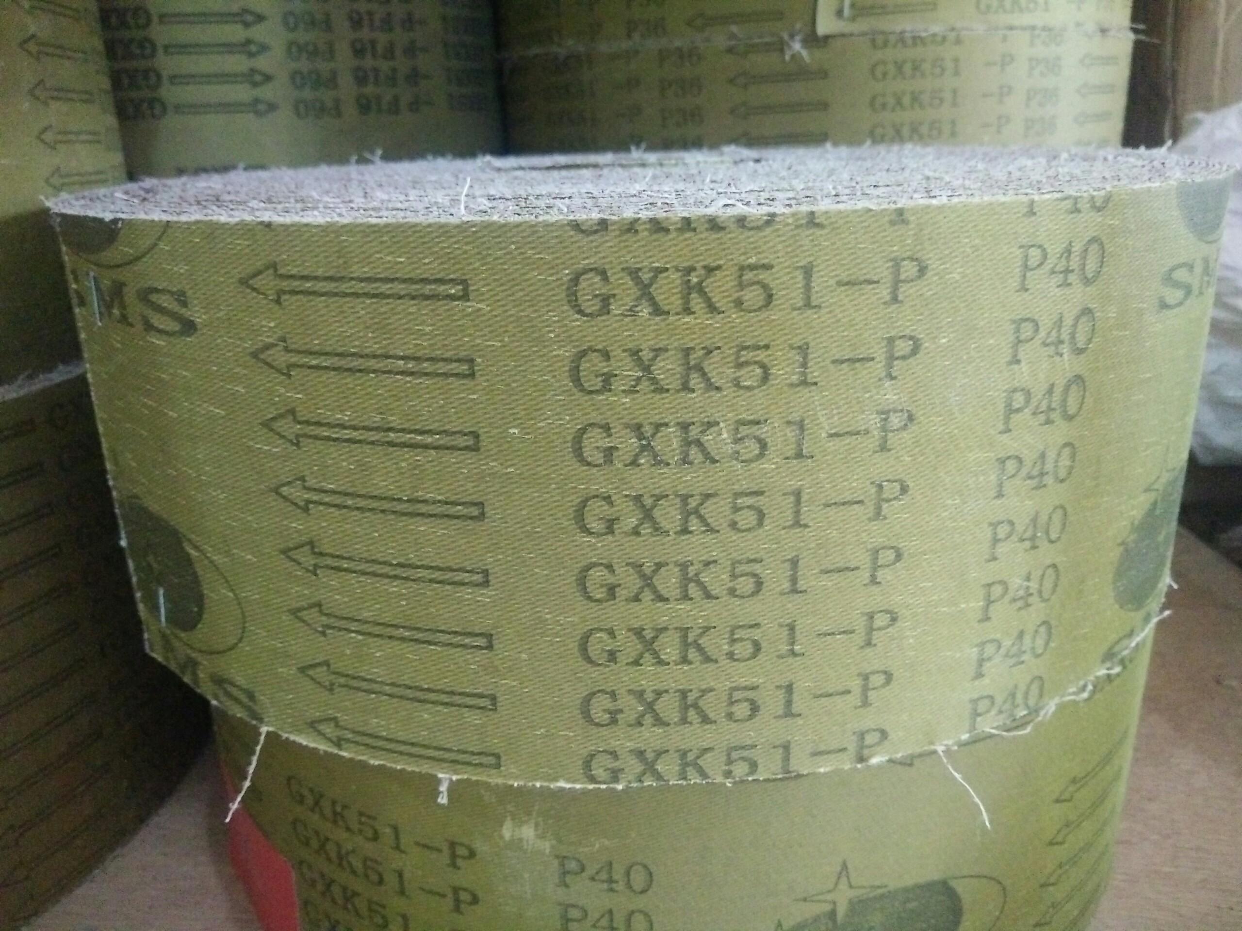 Nhám cuộn K51 4X50YDX40