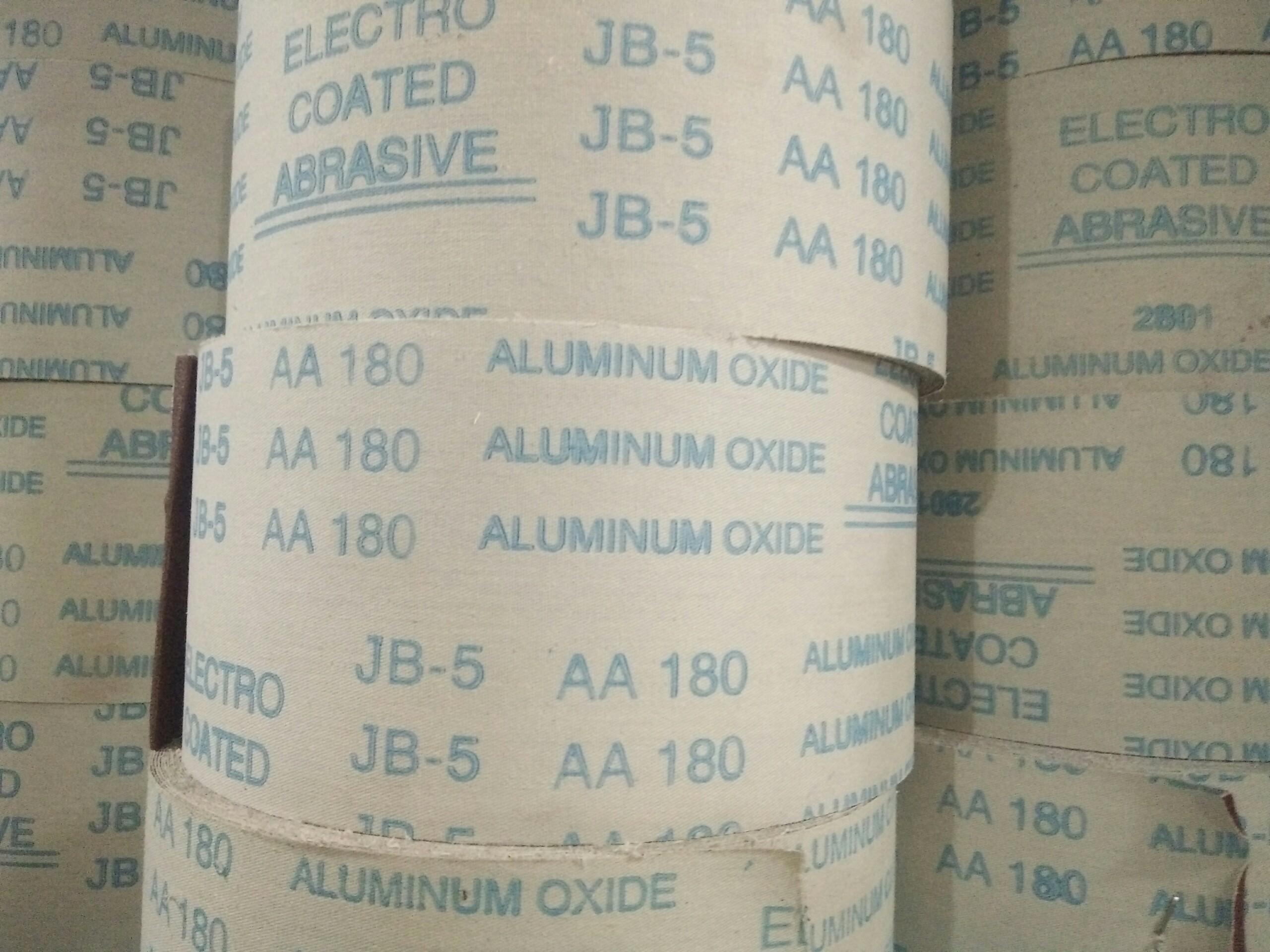 Nhám cuộn JB5 4.5x50YDx180