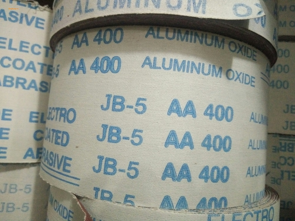 Nhám cuộn JB5 6x50YDx400