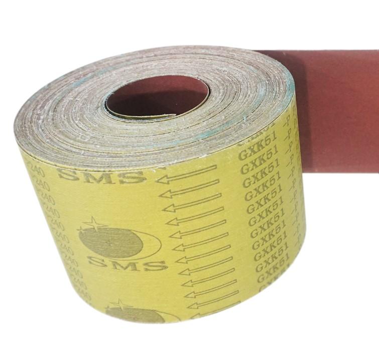 Nhám cuộn K51 4X50YDX100