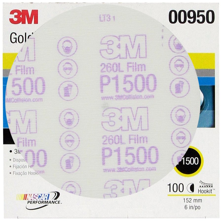 Nhám tròn 3M 1500