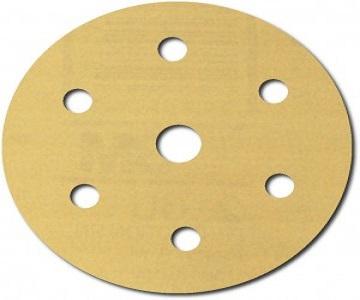 Nhám tròn lông 7 lỗ 3Mx6xP80