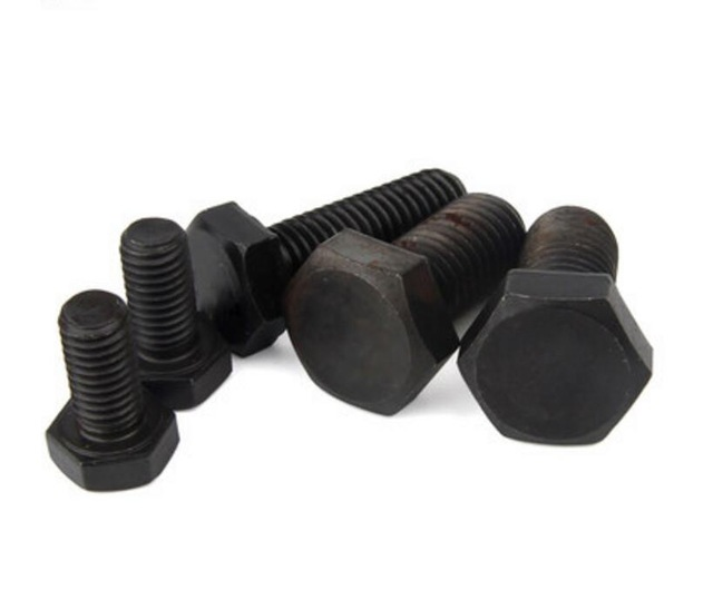 Bulong lục giác 8x20mm đen