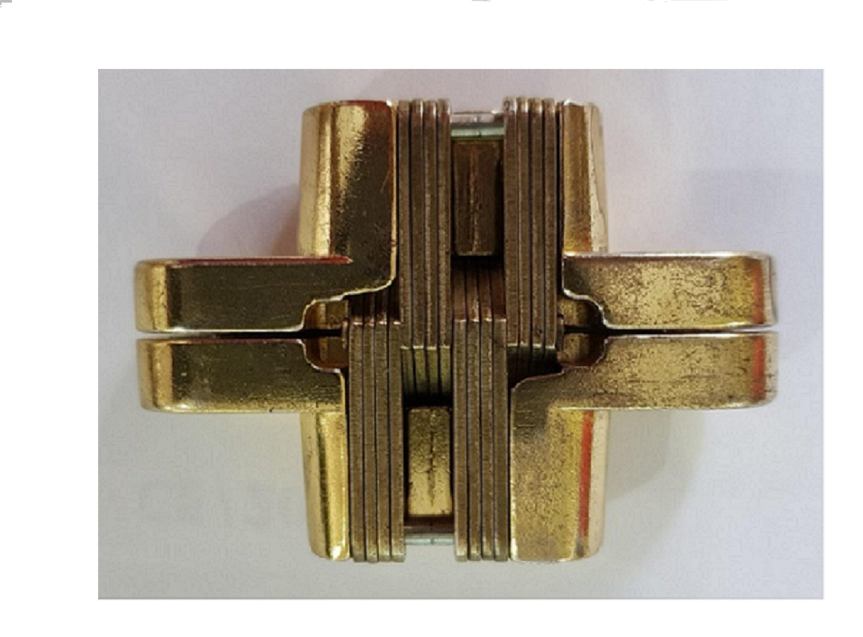 Bản lề chữ thập lớn 13x60