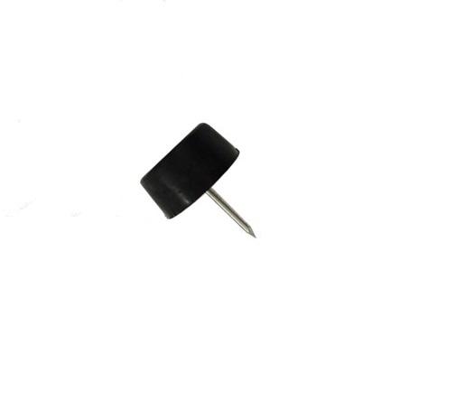 Đinh dù nhựa đen 18x5mm