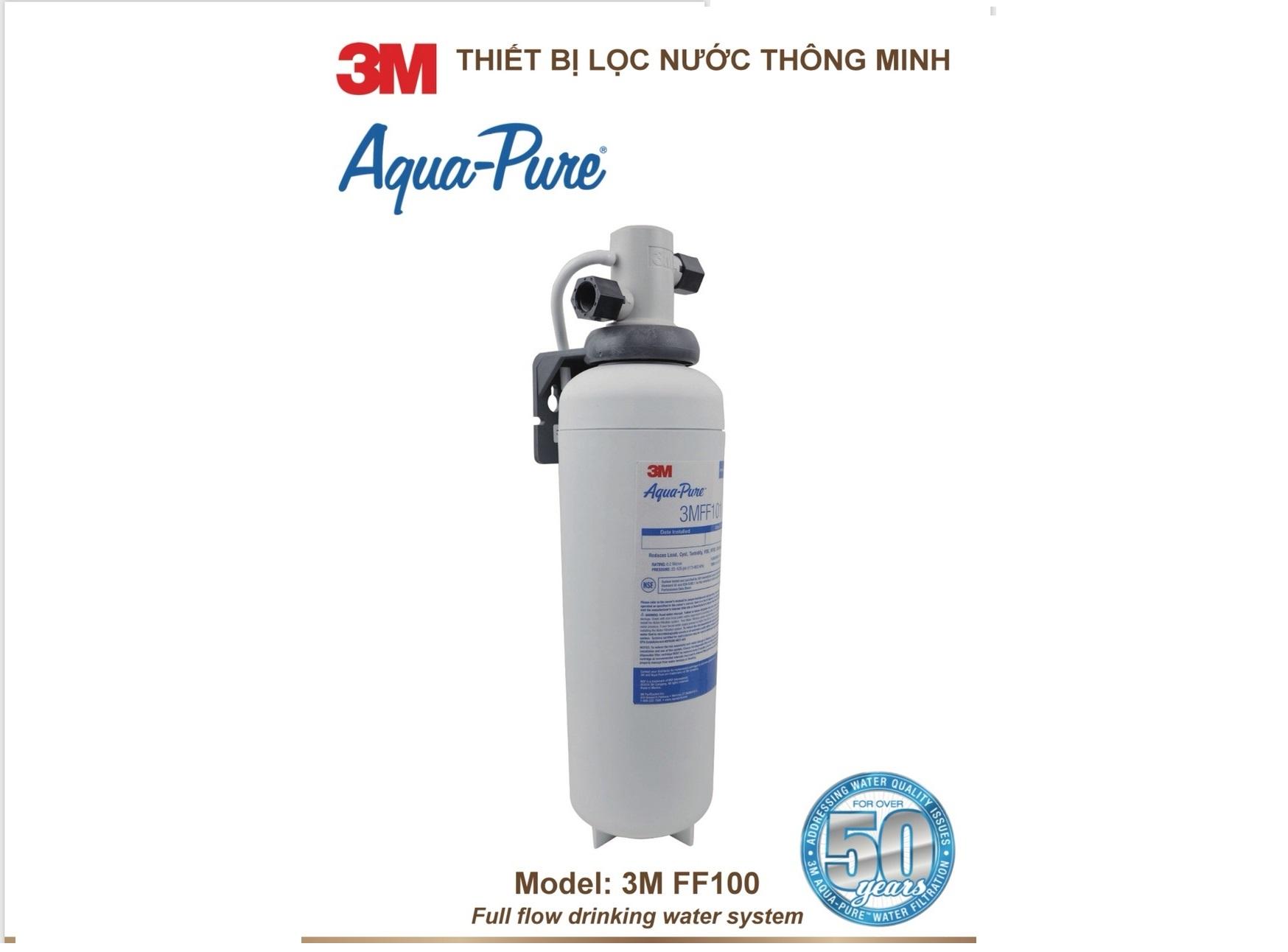 Thiết bị lọc nước thông minh Aqua Pure