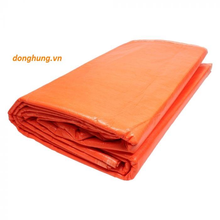 Bạt màu cam dày