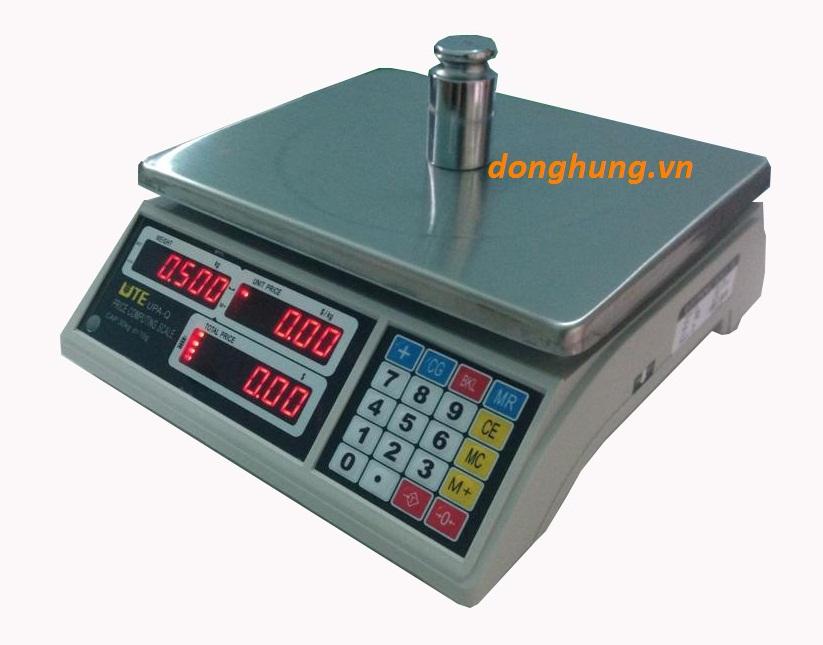 Cân bàn điện tử TD-C1 100kg x 10g