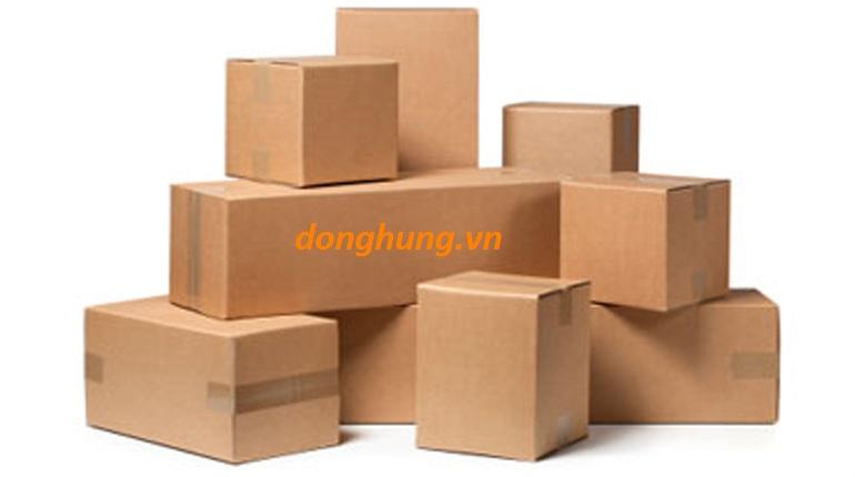 Thùng carton 3 lớp 40x20x25