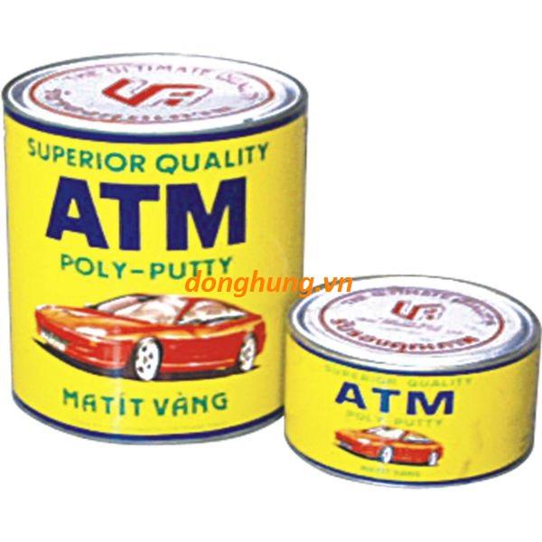 Bột trám trét Mattit ATM vàng