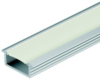 Khung nhôm định vị cho đèn LED dây