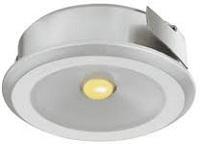 Đèn LED âm hình tròn, 1W