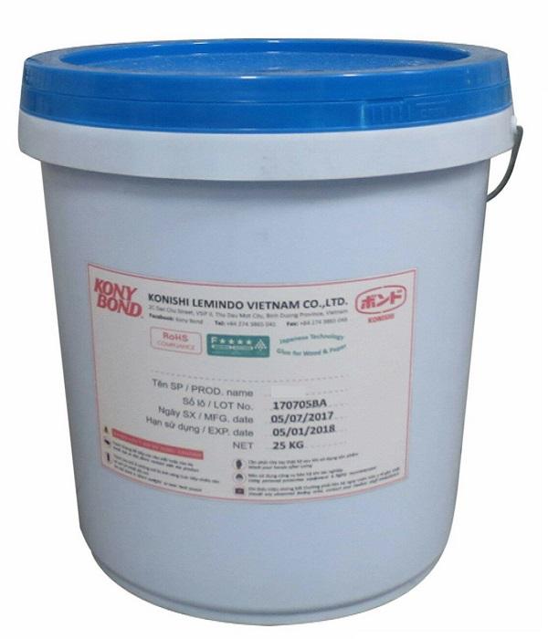 Keo sữa CU3 25kg
