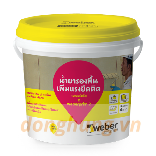 Vữa lót Weberprim 2