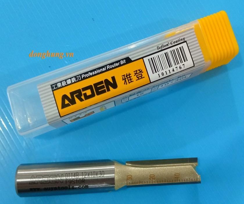 Mũi Router 10x12mm Arden