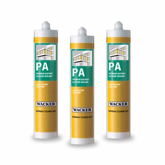 Keo Silicone Sealant PA-Clear (Trans)