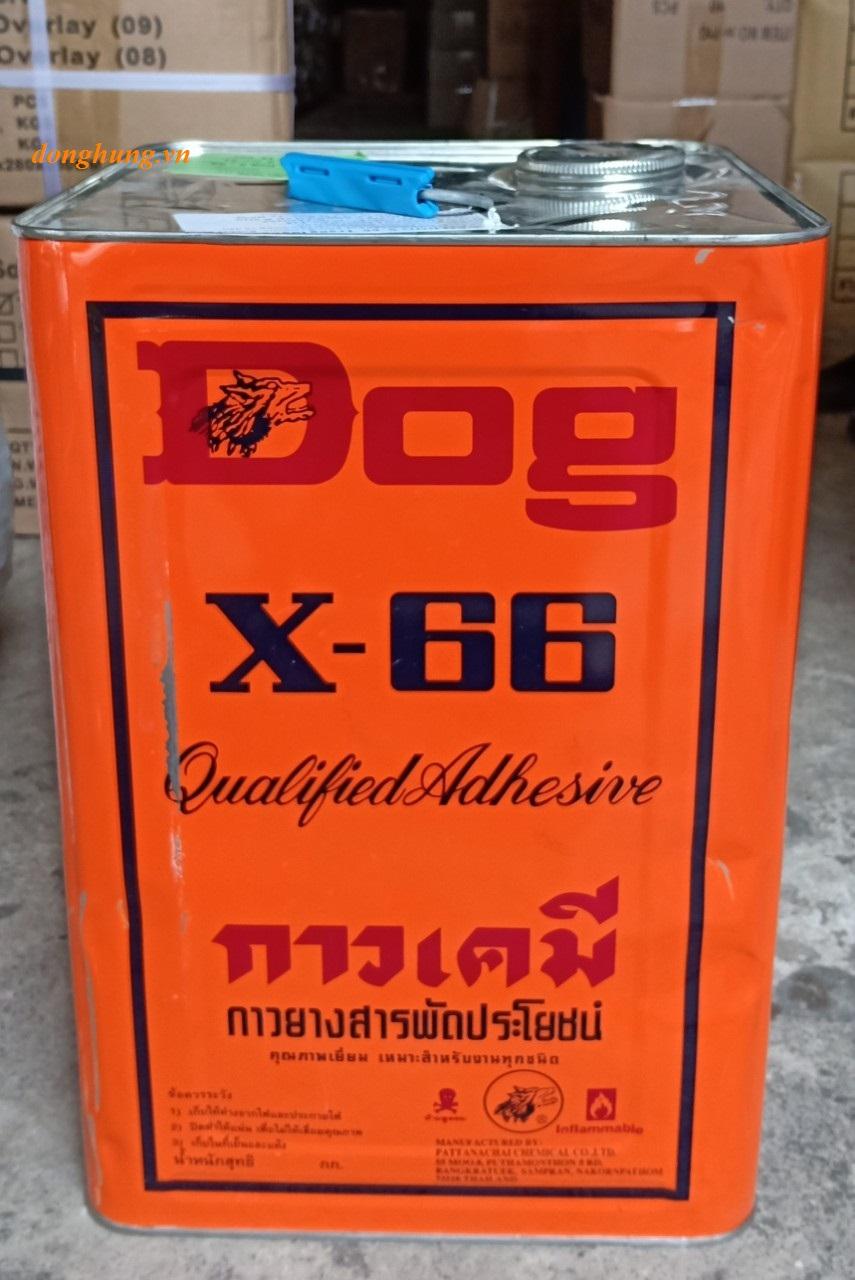 Keo Dog X66 15kg