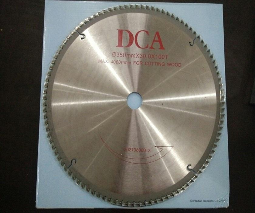 Lưỡi cưa hợp kim DCA 350X30.0X100T