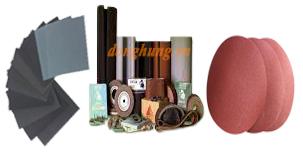 Phân loại các loại nhám, chà gỗ , chà tường, chà sắt.