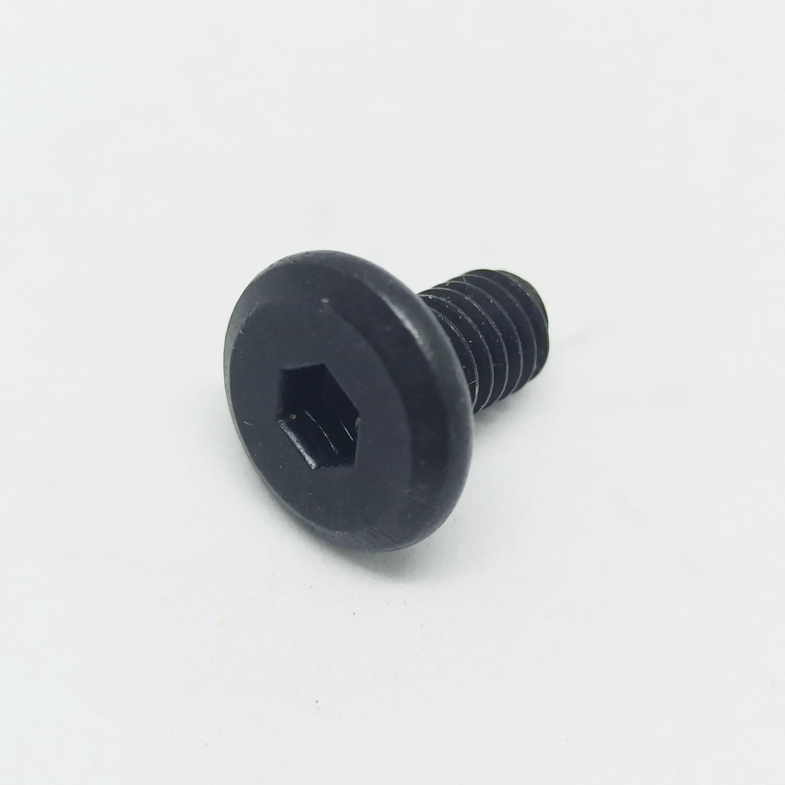 Bulong lục giác chìm 6x45mm (đen)